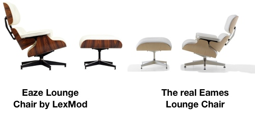 Which Eames Lounge Chair Replica Is The Best? | SuperHomeOffice.com
