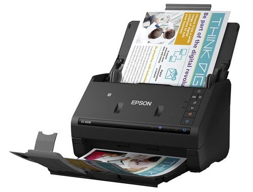 Epson workforce es 400 vs es 500w vs fujitsu ix500 - Best document scanner for home office ...
